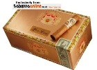 Macanudo Gold Label Gold Bar Cigars, Box of 21.