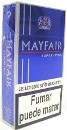 Mayfair Superkings cigarettes from Spain