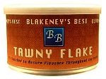 McClelland Tinned Blakeney Toasted Tawny Flake pipe tobacco. 50 g tin.