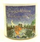 McClelland Tinned Craftsbury Frog Morton Across the Pond pipe tobacco. 100 g tin.