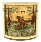 McClelland Tinned Craftsbury Frog Morton on the Bayou pipe tobacco. 100 g tin.