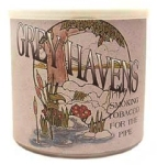 McClelland Tinned Craftsbury Grey Havens pipe tobacco. 100 g tin.
