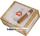Montecristo White Rothchilde cigars made in Dominican Republic. Box of 27.