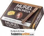 Muriel Coronella Cigars Made in USA. 3 x Box of 50,150 total. Free shipping!