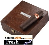Nat Sherman Metropolitan Banker Maduro cigars made in Dominican Republic. Box of 10. Free shipping!