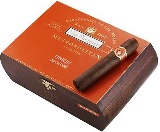 Nat Sherman Metropolitan Union Maduro cigars made in Dominican Republic. Box of 25.