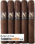 Nesticos Robusto Cigars made in Honduras. 12 x 5 Pack, 60 total.