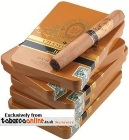 Perdomo 10th Anniversary Champagne Puritos Cigars, 10 x Pack of 5.