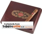 Perdomo Cuban Alabao Toro Cigars, Box of 20.