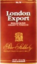 Peter Stokkebye London Export Pouch Rolling Tobacco, 20 x 1.23 oz pouches, 697g total.