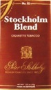 Peter Stokkebye Stockholm Blend Pouch Rolling Tobacco, 20 x 1.23 oz pouches, 697g total.