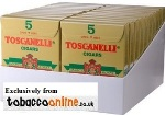 Petri Toscanelli Cigars made in USA. 2 x Box of 100. 200 total.