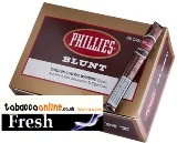 Phillies Blunt Chocolate Aroma Cigars made in USA, 2 x 55ct Box. Free shipping!