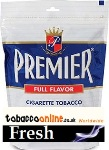 Premier Full Flavor Rolling Tobacco made in USA, 5 x 226 g bags, 1133g total. Free shipping!