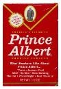Prince Albert Classic Pipe Tobacco Pouch, 50 x 1.5oz pouches, 2126.00 g total.