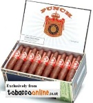Punch Champion Natural Cigars made in Honduras. 2 x Box of 25, 50 total.