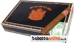 Punch Double Corona Natural Cigars made in Honduras. 2 x Box of 25, 50 total.