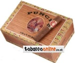 Punch Gran Puro Santa Rita Cigars made in Honduras. 2 x Box of 25.