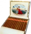 Quintero y Hermanos Panetelas cigars made in Cuba, Box of 25. Compare to 155.00 £ UK Retail Price!