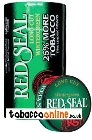 Red Seal Long Cut Wintergreen Chewing Tobacco, 4 x 5 can rolls, 680 g total. Ships free!