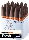 Roly Torpedo maduro cigars made in Honduras. 3 x Bundle of 20. 60 total. Free shipping!