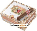 Romeo Y Julieta 1875 Bully cigars made in Dominican Republic. Box of 25.