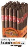 Santiago Fumas Cigars made in Dominican Republic. 6 x Bundle of 25, 150 total.