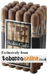 Solo Cafe Corona Cigars made in Dominican Republic. 3 x Bundle of 20, 60 total.
