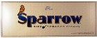 Sparrow Blue Blend Little cigars made in USA. 4 x cartons of 10 packs of 20. Free shipping!