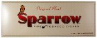 Sparrow Full Flavor Little cigars made in USA. 4 x cartons of 10 packs of 20. Free shipping!