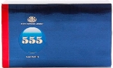 State Express 555 Mandarin International Gold cigarettes made in EU. 6 Cartons. Free shipping!