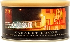 Sutliff Private Stock Cabaret Rouge pipe tobacco, 42 g tin.