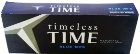 Time Blue 100 Box cigarettes, 6 cartons, 60 packs. Imported, Free shipping!