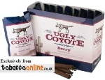 Ugly Coyote Berry Cigars made in Honduras. 2 x Pack of 80. 160 total.