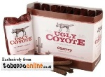 Ugly Coyote Cherry Cigars made in Honduras. 5 x Pack of 80. 400 total.
