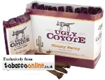 Ugly Coyote Honey Berry Cigars made in Honduras. 2 x Pack of 80. 160 total.