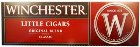 Winchester Classic Full Flavor Little cigars made in USA.  5 cartons plus 1 Free! 1200 cigars total.