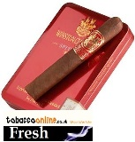 Winston Churchill Spitfire cigars made in Dominican Republic, 20 x 5 pack tin. Free shipping!