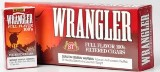 Wrangler Full Flavor Filtered Little Cigars made in USA. 4 x cartons of 10 packs. Free shipping!