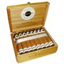 Ashton Double Magnum Cigars, Box of 25. Compare to 310.00 GBP UK Price!
