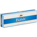 Basic Blue Ultra Lights cigarettes made in USA x 60 packs, 6 cartons. Freshness guaranteed.