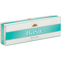 Basic Menthol Silver Ultra Lights cigarettes made in USA x 60 packs, 6 cartons.Freshness guaranteed