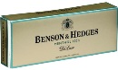 Benson & Hedges Menthol Ultra Lights 100 Luxury cigarettes made in USA, 50 packs. Free shipping!
