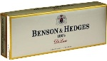 Benson & Hedges Ultra Light Box 100 Luxury cigarettes made in USA, 30 packs. Free shipping!