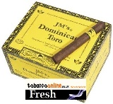 JMS Dominican Sumatra Toro cigars made in Dominican Republic. Box of 50. Free shipping!