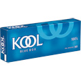 Kool Menthol Milds 100 Box cigarettes made in USA, 5 cartons, 50 packs. Free shipping!