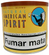 Natural American Spirit Original Blend Can Rolling Tobacco from Spain, 80 g x 5 Cans.