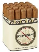 Odyssey Connecticut Toro cigars made in Nicaragua. 3 x Bundles of 20. Free shipping!