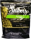 Stokers Apple Chewing Tobacco made in USA, 2 x 450 g, 900 g total. Free shipping!