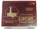 Villiger Export Maduro cigars, 2 x Box of 50. Compare to 220.00 £ UK Retail Price!